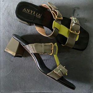 Anyi Lu Strappy Sandals